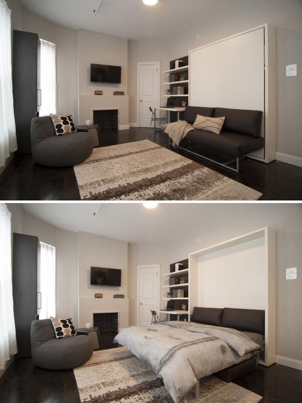 Многофункциональная мебель трансформер кровать