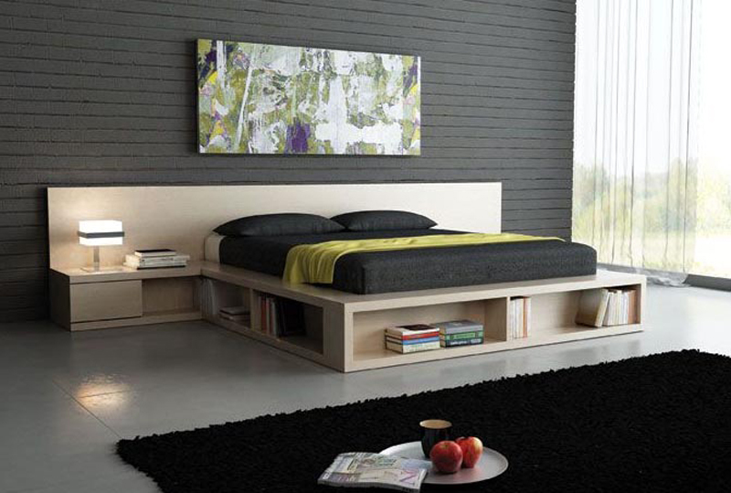 Двуспальные кровати подиум своими руками