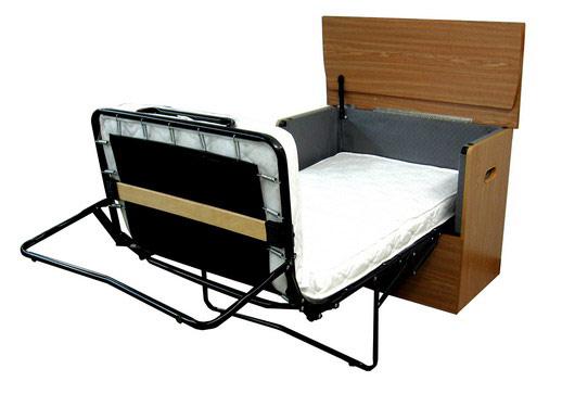 Модель кровать тумбы