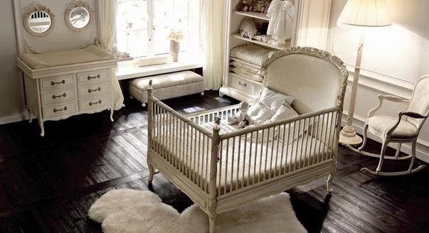 Модель кроватки для новорожденного
