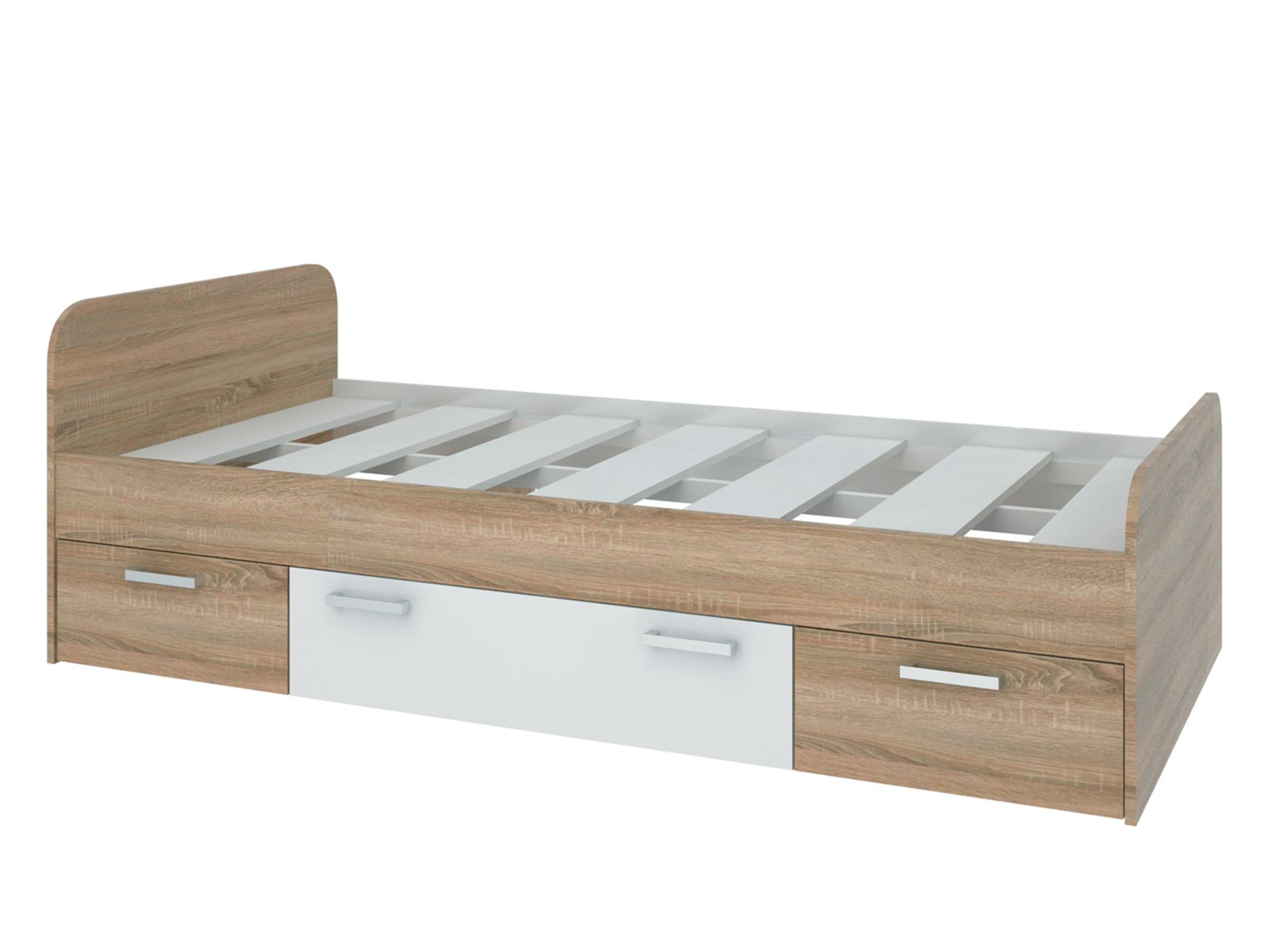 Односпальная кровать 90х190