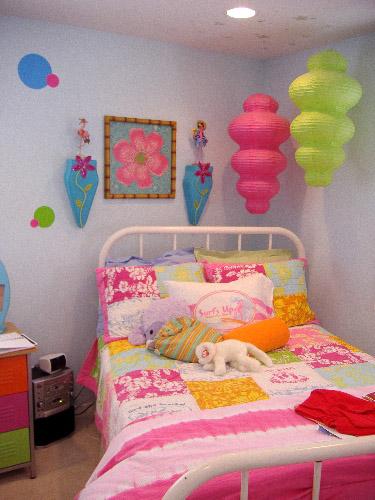 Односпальные детские кровати для девочек