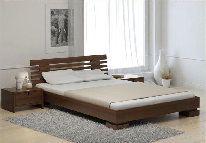 Оригинальная двуспальная кровать