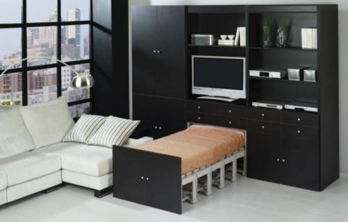 Оригинальный вариант кровати