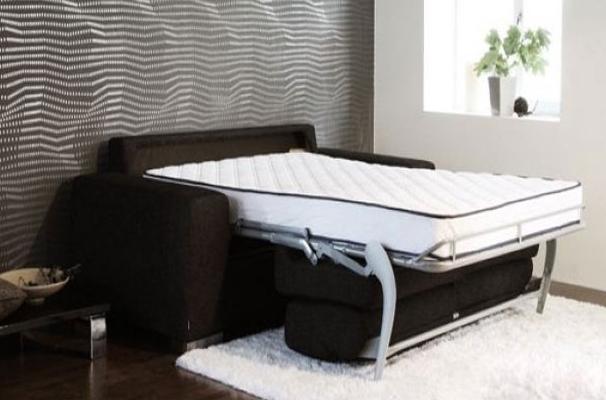 Ортопедический матрас в диване кровати