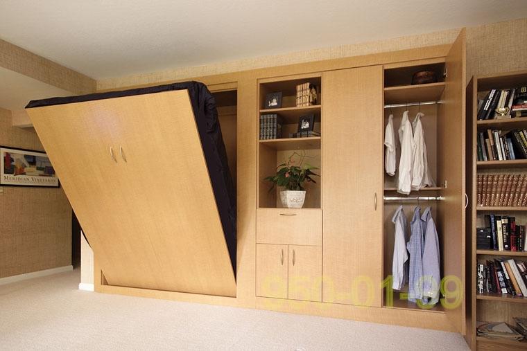 Откидная кровать шкаф