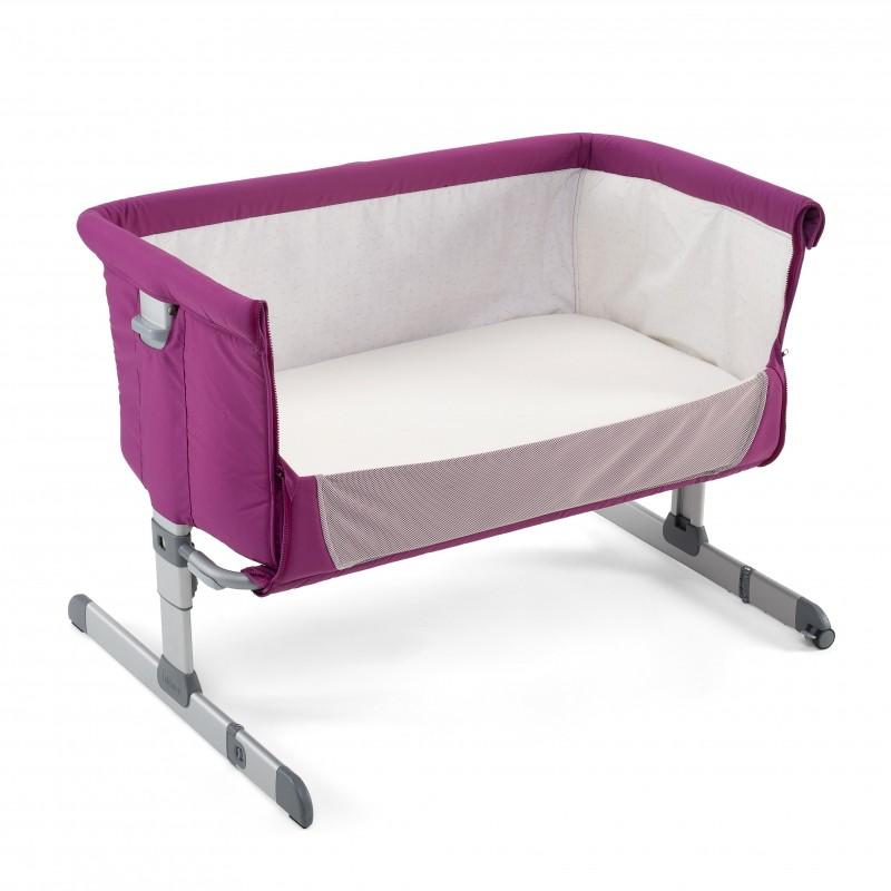 Пластиковая кровать для новорожденного