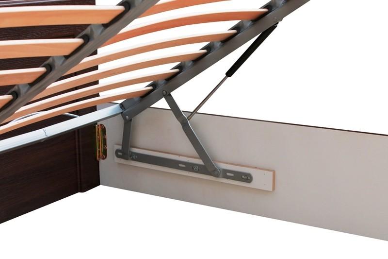 Подъемный механизм кровати газлифт