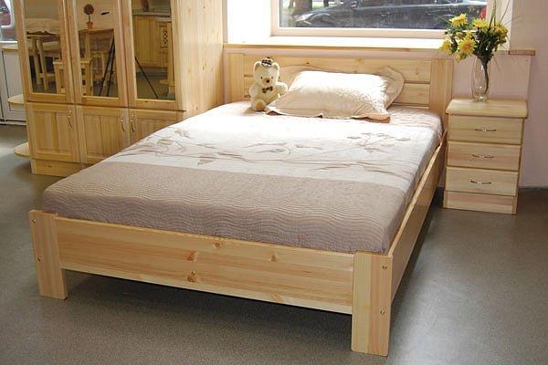 Сделать своими руками кровать из массива дерева