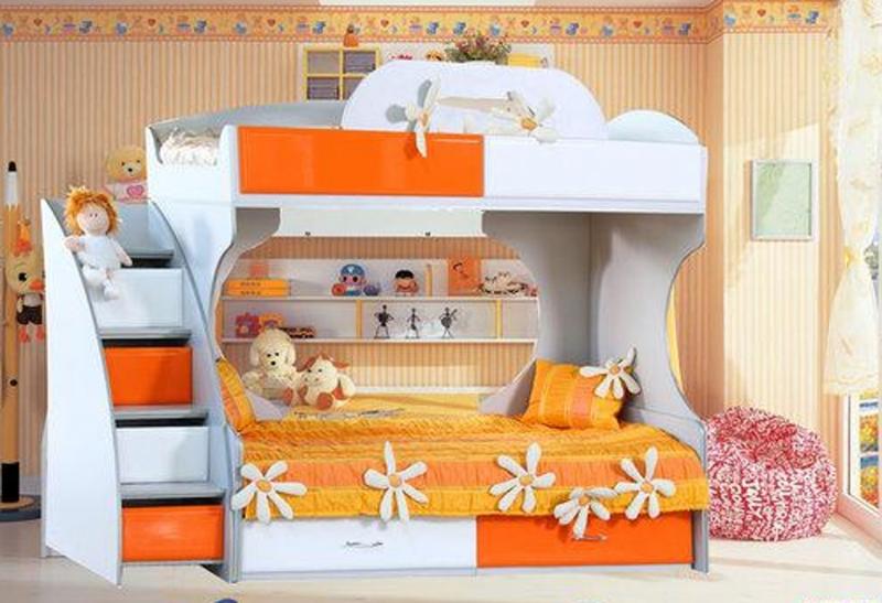 Преимущества кровати чердака