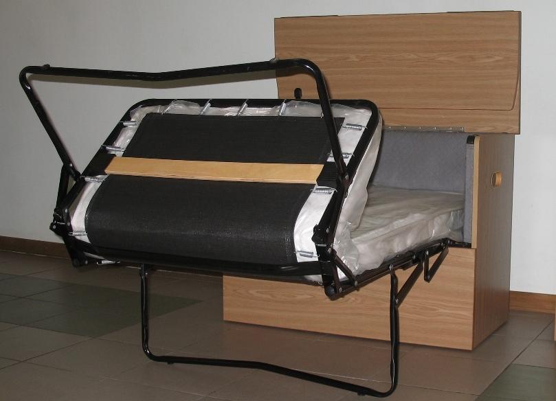 Раскладная кровать тумба трансформер с матрасом - особенности конструкции