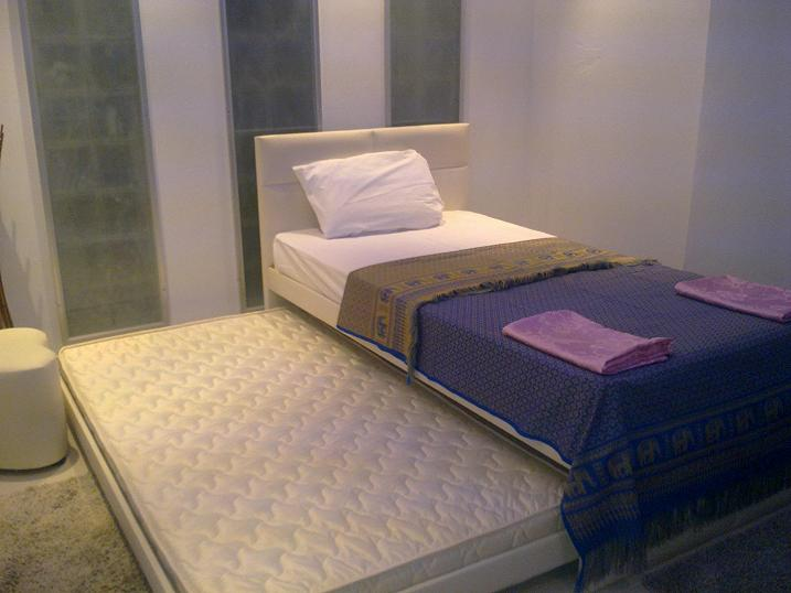 Раздвижная кровать