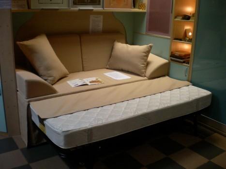 Раздвижная кровать трансформер