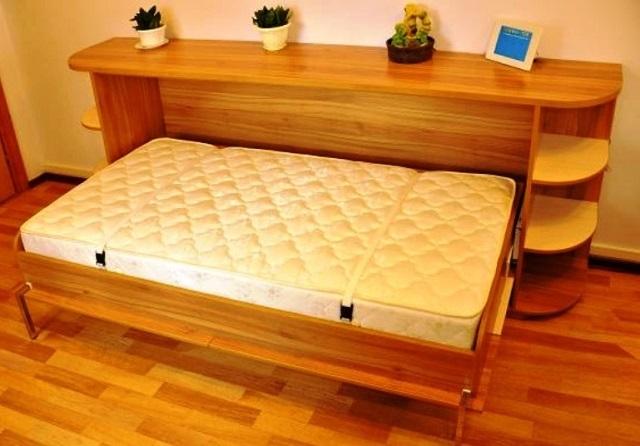 Разнообразие моделей кроватей тумб
