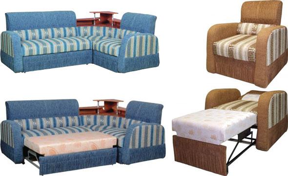 Разновидности мебели дельфин