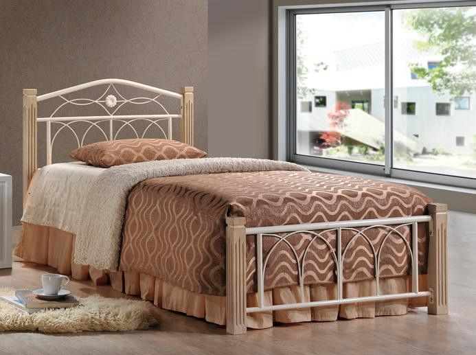 Резная кровать 90х200