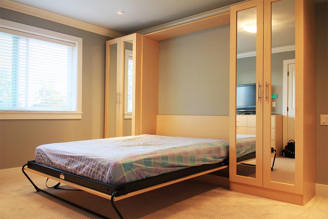 Шкаф кровать – идеальный вариант для малогабаритного помещения