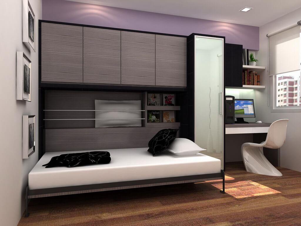 Шкаф кровать – полноценная кровать с ламелевым дном и ортопедическим матрасом