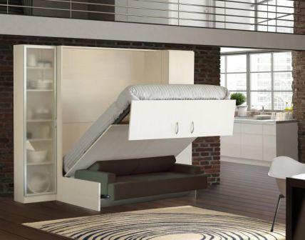 Шкаф кровать диван трансформер, вариант изделия