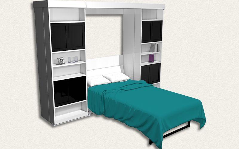 Шкаф кровать из МДФ