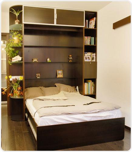 Шкаф кровать - удобно и комфортно
