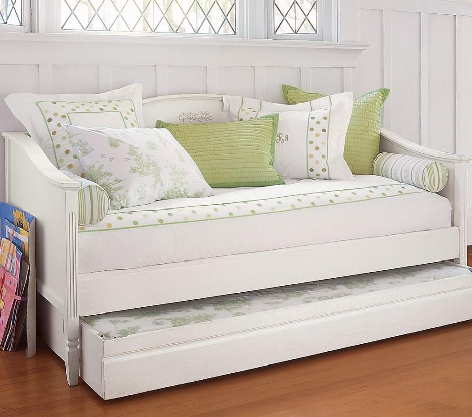Самые простые кровати выкатные для двоих детей