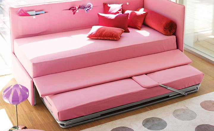 Самым важным фактором в выборе детского дивана кровати будет его расположение в комнате