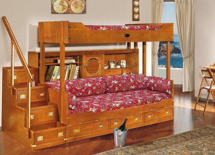 Совмещение кровати и дивана