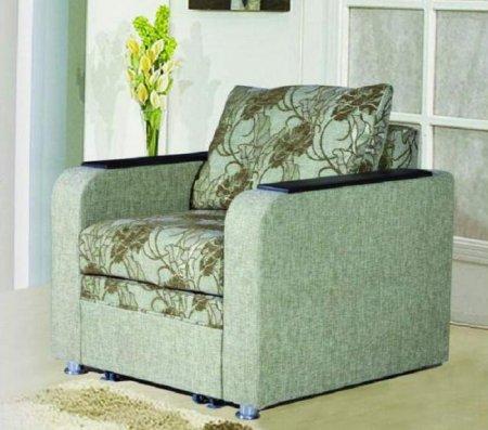 Современные кресла-кровати отличаются минимализмом