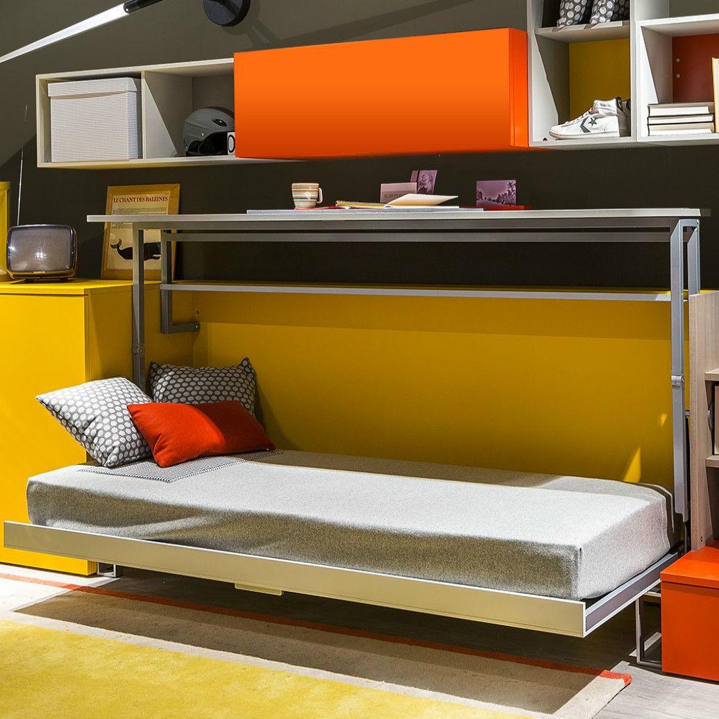 Стол кровать с металлическом основой