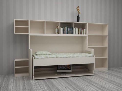 Стол кровать с надстройкой