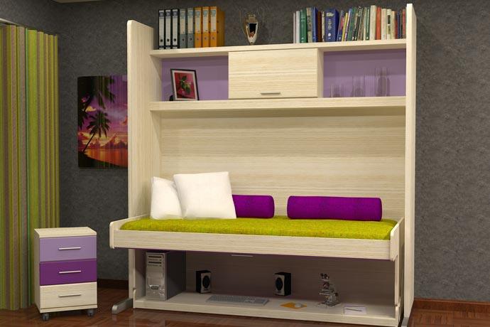 Стол кровать старшеклассника