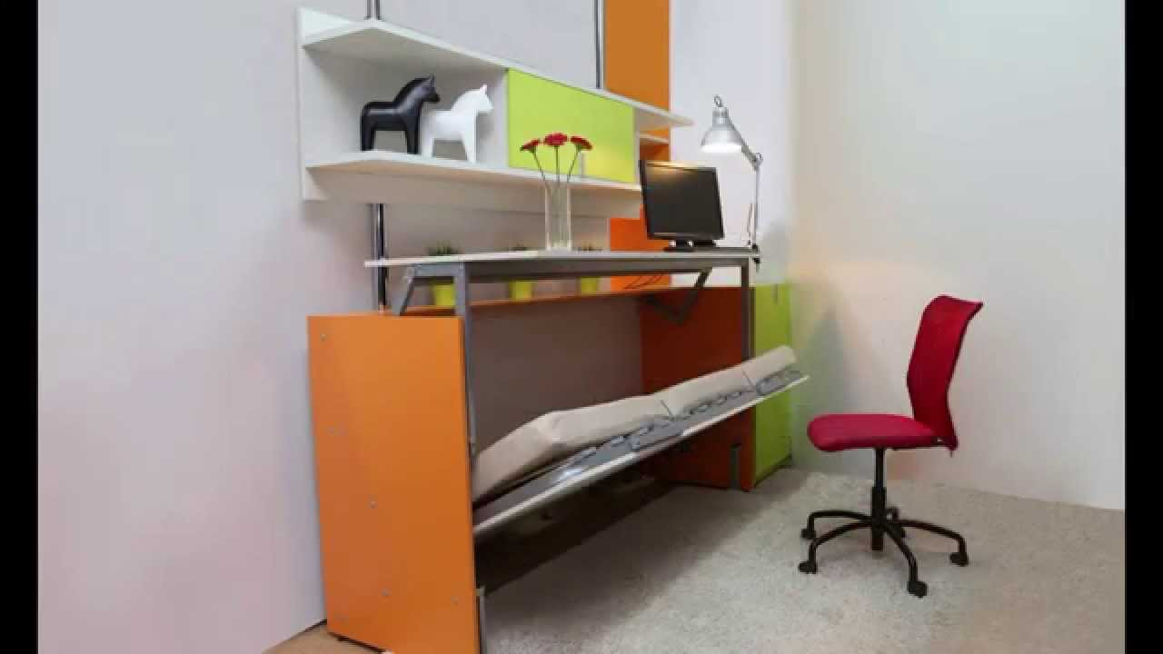 Стол кровать трансформер для подростка