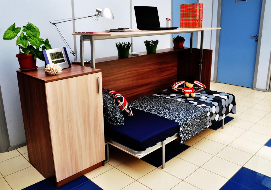 Стол кровать трансформер механизм трансформации