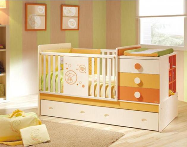 Требования безопасности к кроватке для новорожденного