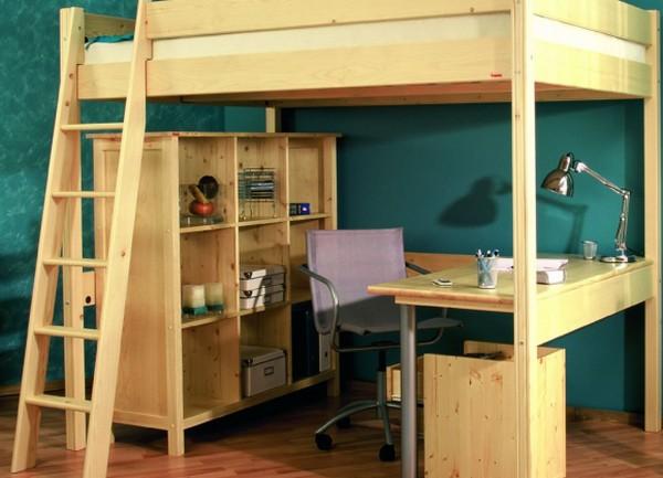Удобная деревянная мебель