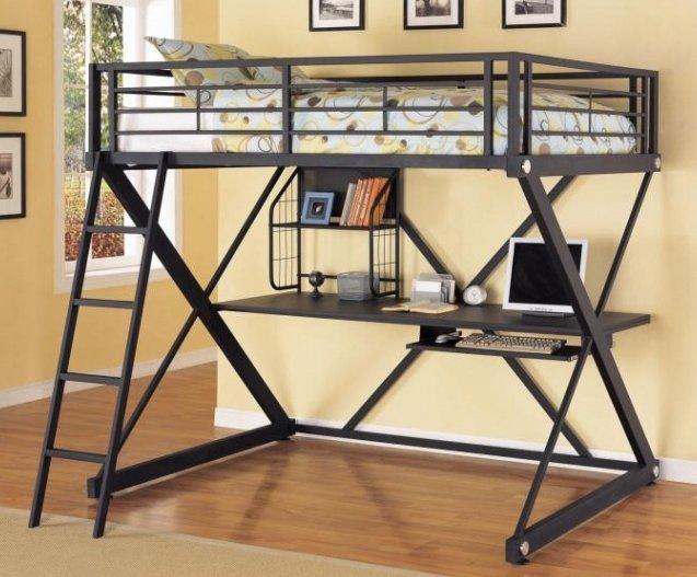 Удобная кровать для подростка