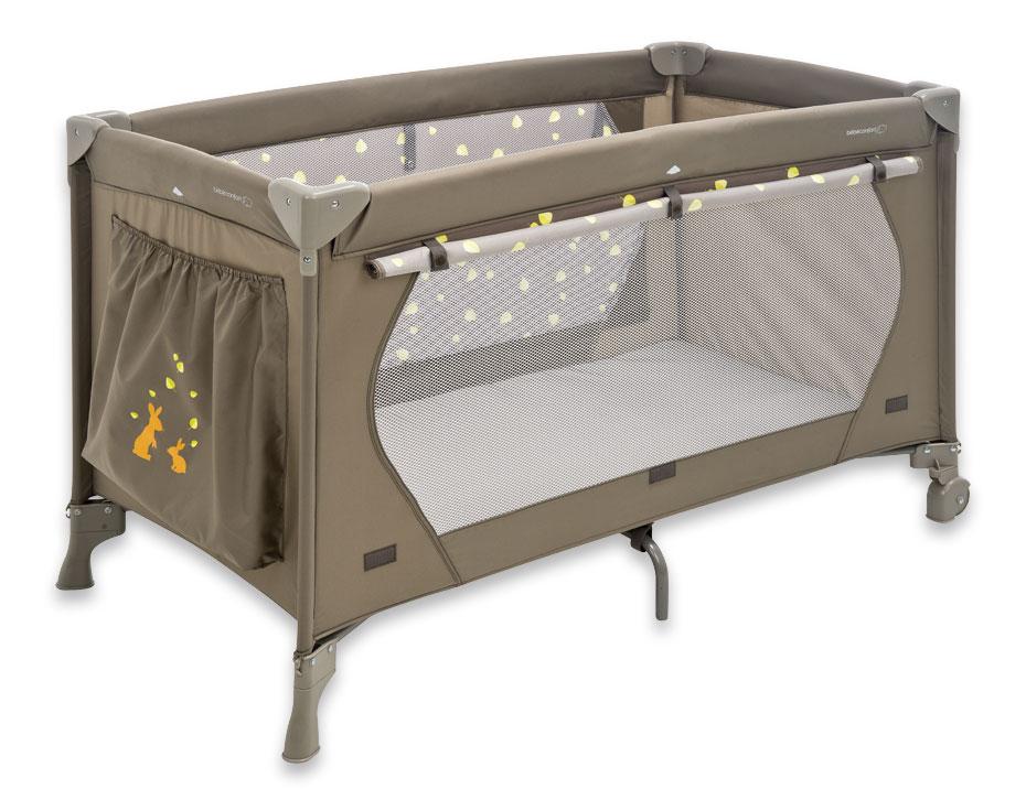 Удобная кровать манеж
