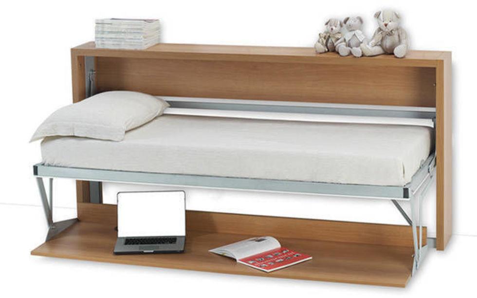 Удобная кровать стол
