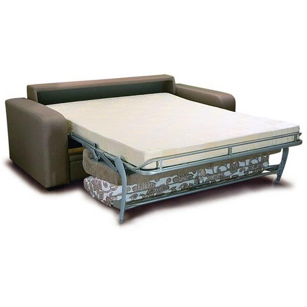 Удобный диван с ортопедическим матрасом