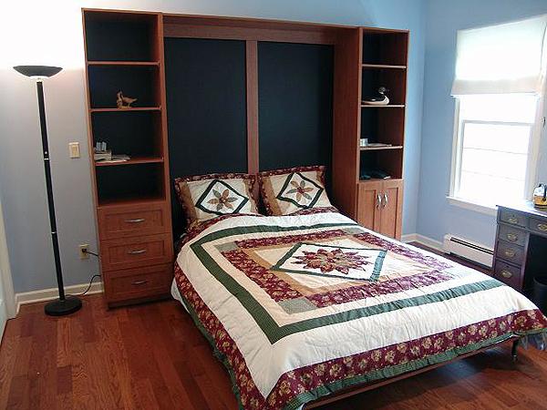 Удобный шкаф кровать