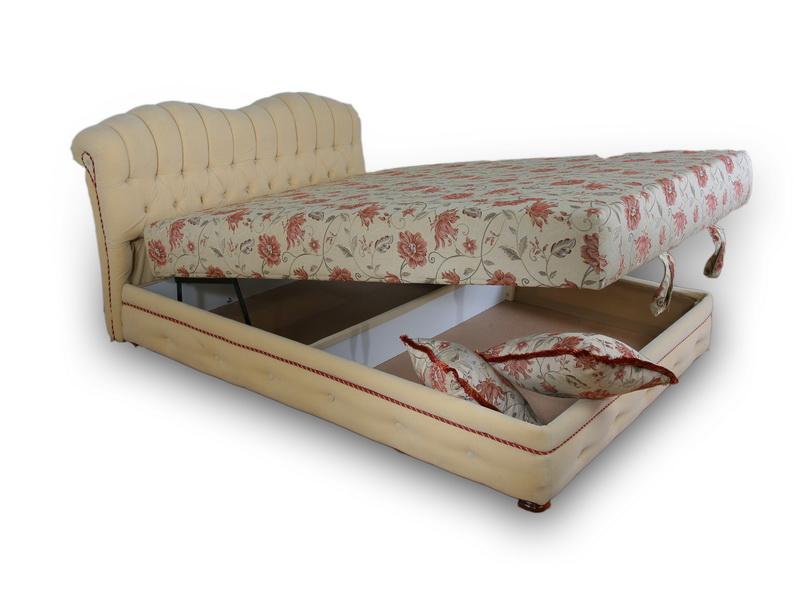Удобство кроватей с подъемным механизмом