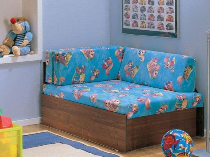 Угловое кресло кровать