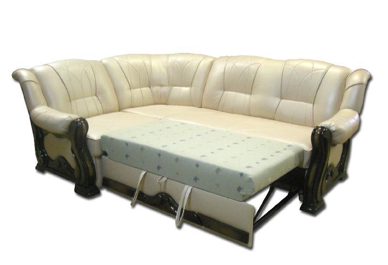 Угловой диван кровать с ортопедическим матрасом
