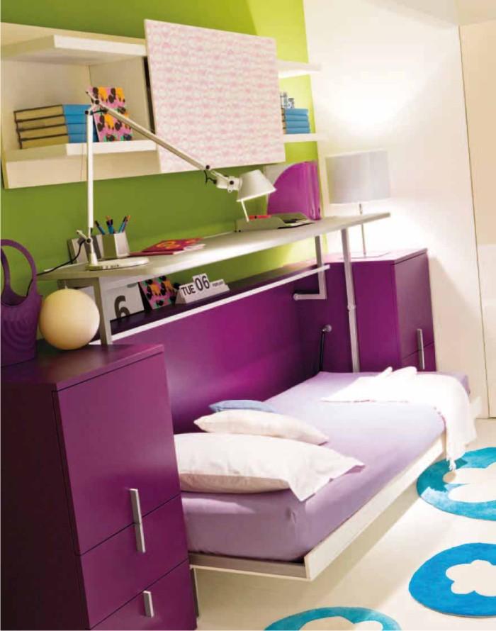 Вариант кровати трансформеры для подростков