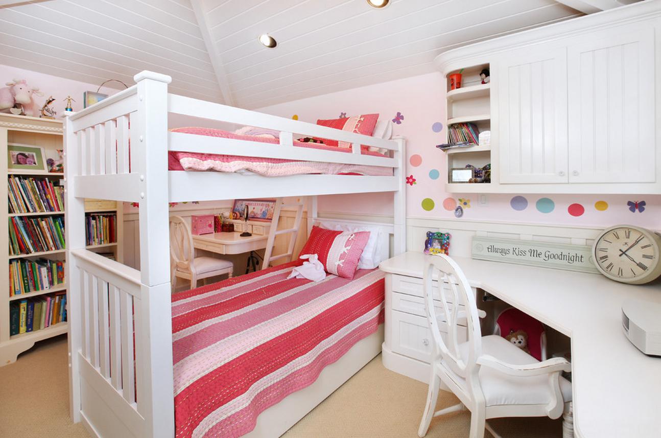 Выбор двухъярусной кровати
