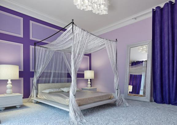 Взрослые кровати двуспальные с балдахином