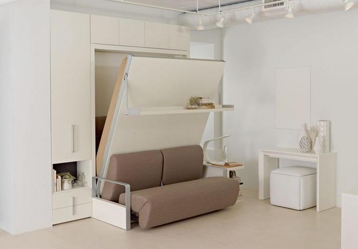 Трансформер диван кровать шкаф