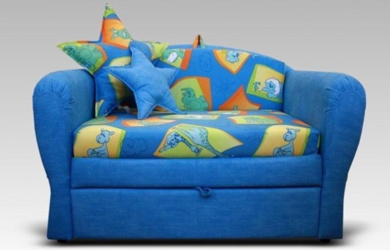 Детский мини диван