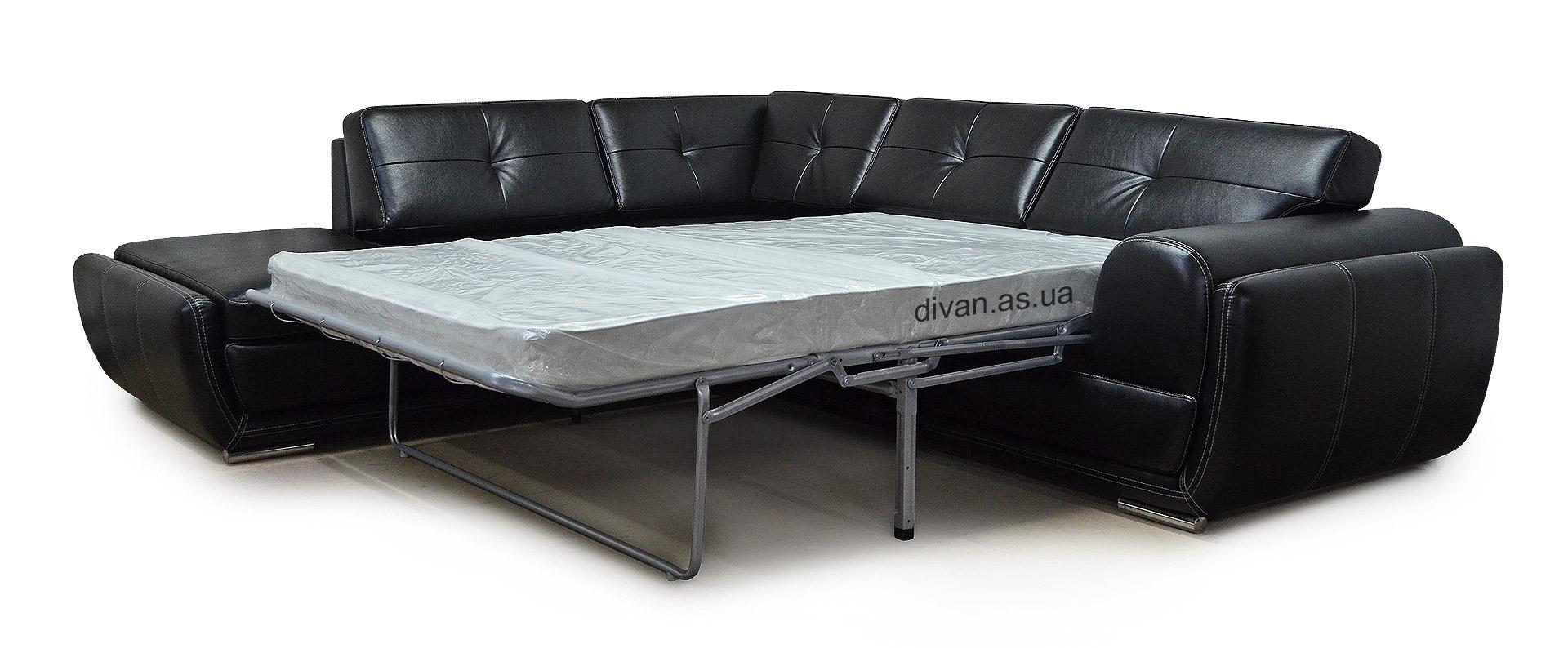 Габаритные размеры углового дивана